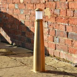 Brass Bollards & Path Lights