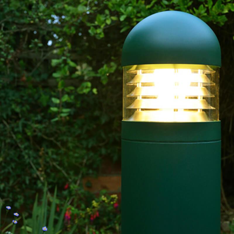 Aluminium Bollards & Path Lights