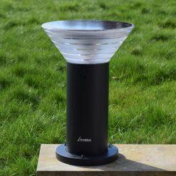 Solar Pedestal - In Situ